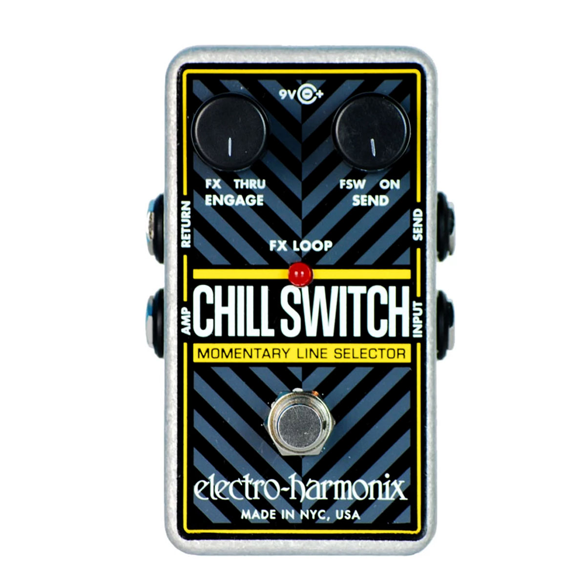 Electro-Harmonix Chillswitch Line Selector Pedal