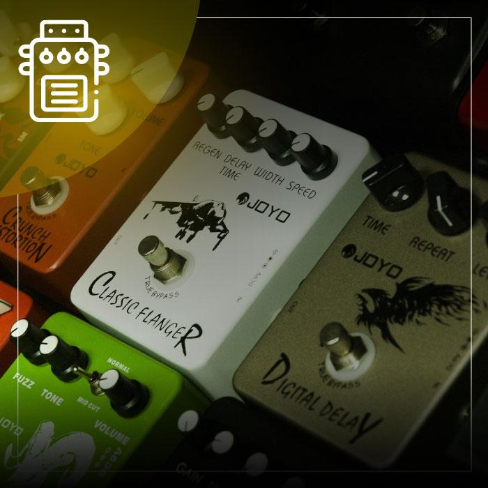 accesorios para guitarras y bajos